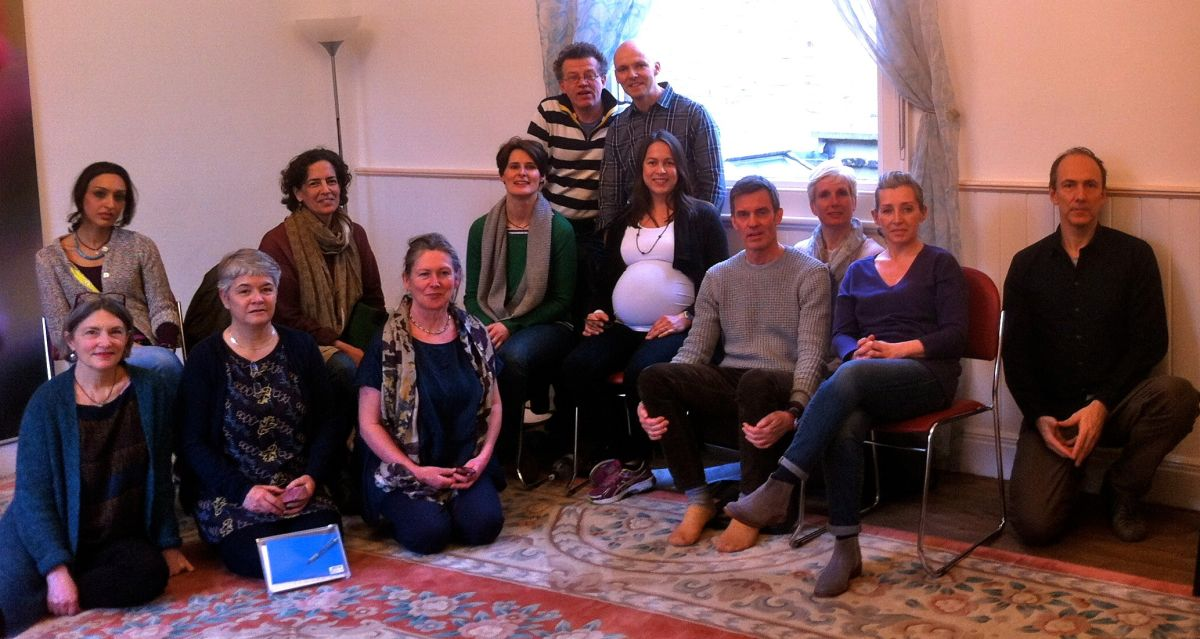 Focusing/Focusing Therapy training starts in London