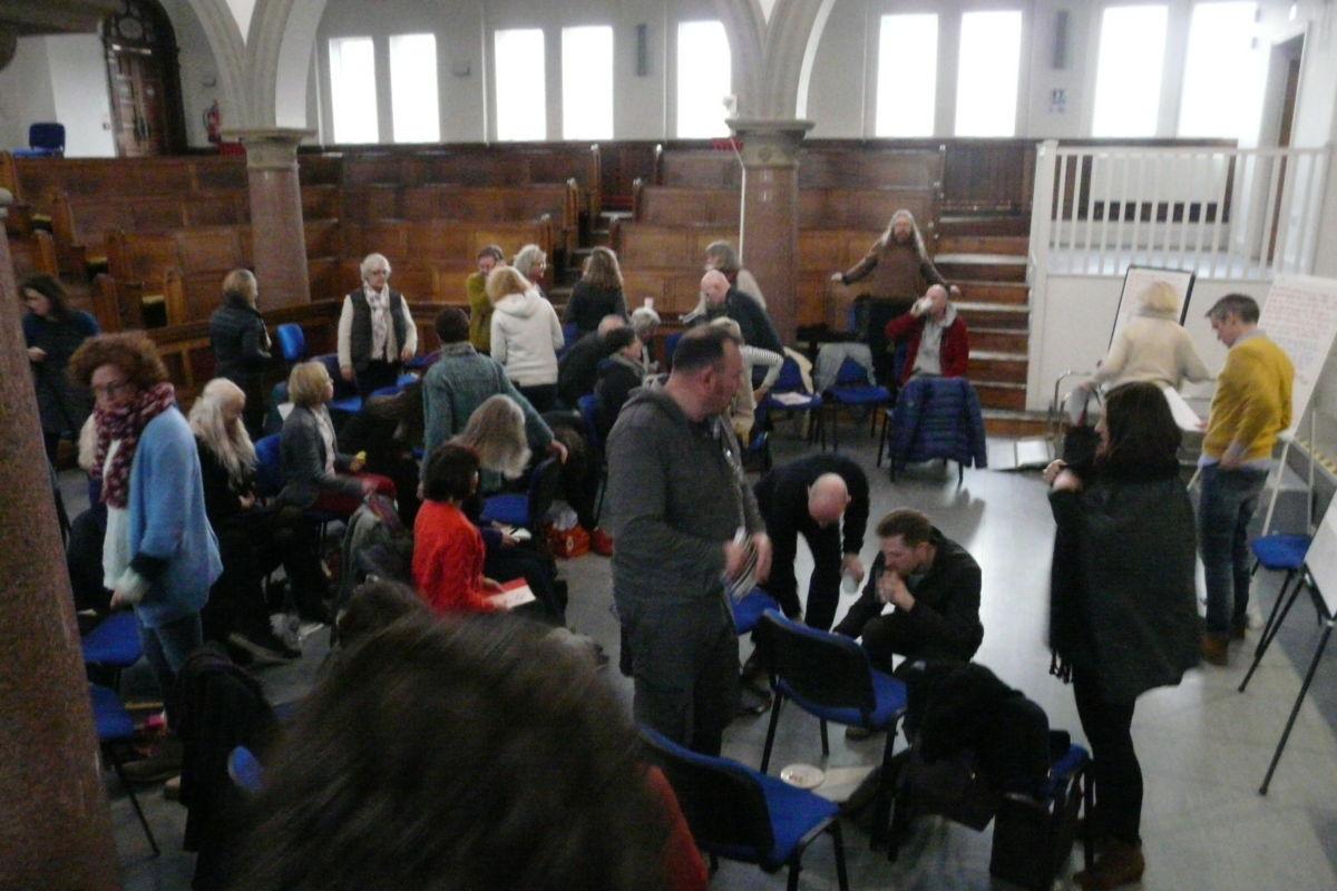 Workshop for Therapists in Hebden Bridge